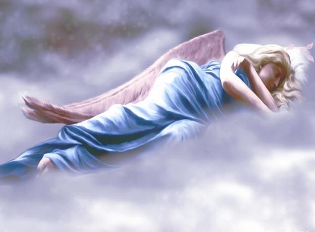 Andělé narození a smrti