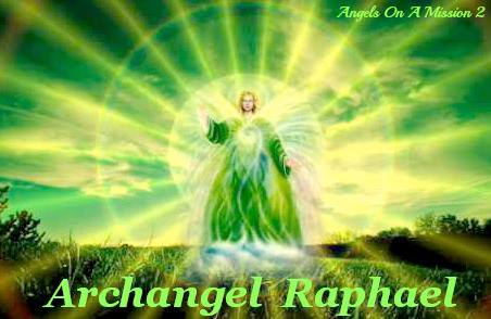 Léčivé modlitby archanděla Rafaela