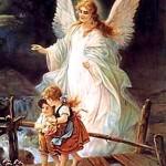stráží andělé