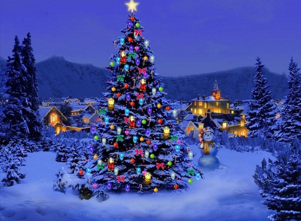 Vánoční přání.