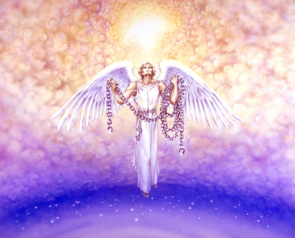 Rozdělení andělů