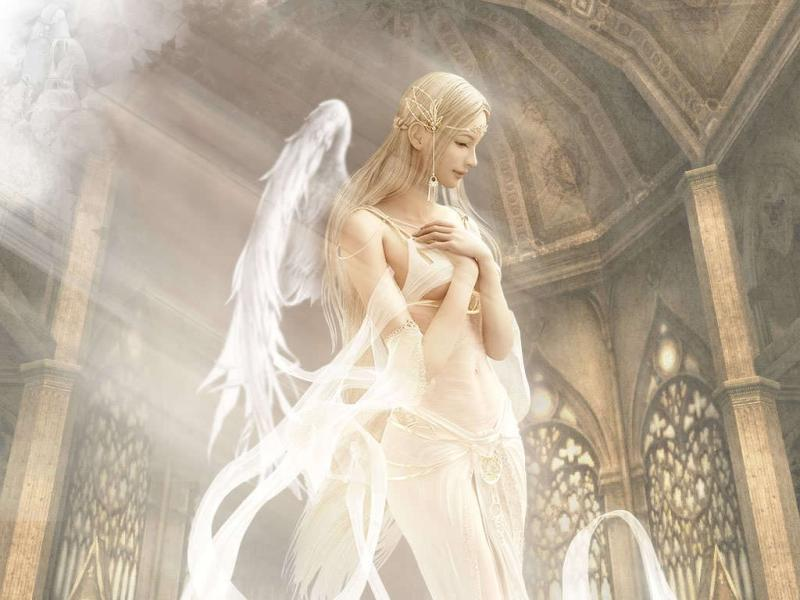 Andělé milosti