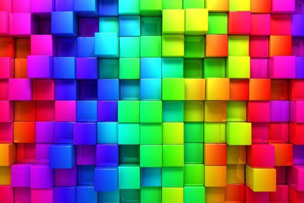 Léčení barvami